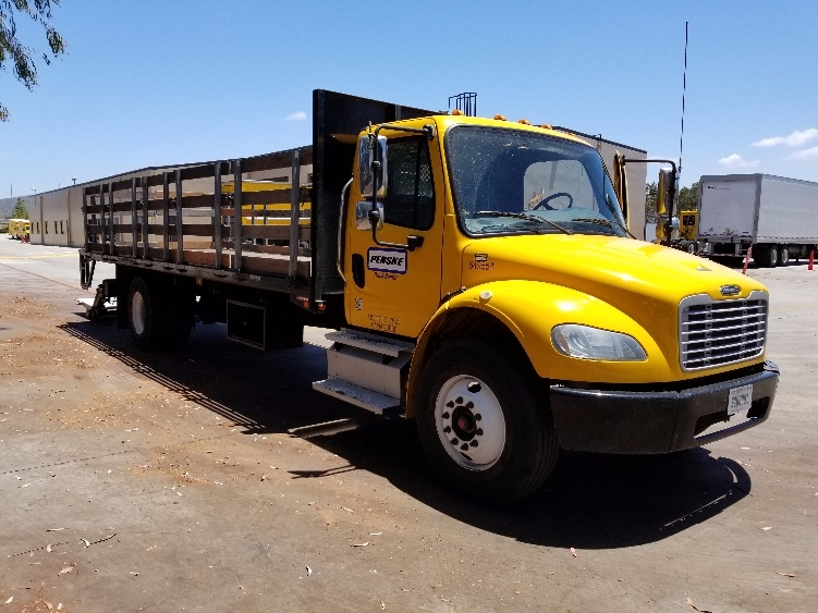 Flatbed Truck-Light and Medium Duty Trucks-Freightliner-2013-M2-TORRANCE-CA-94,224 miles-$51,750