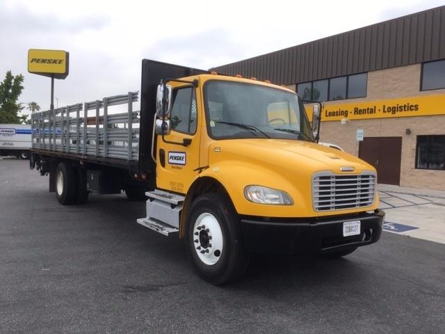 Flatbed Truck-Light and Medium Duty Trucks-Freightliner-2013-M2-LAS VEGAS-NV-115,131 miles-$50,000
