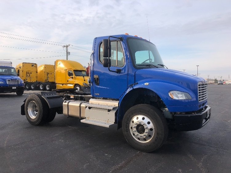 Day Cab Tractor-Heavy Duty Tractors-Freightliner-2012-M2-RICHMOND-IN-130,000 miles-$36,000