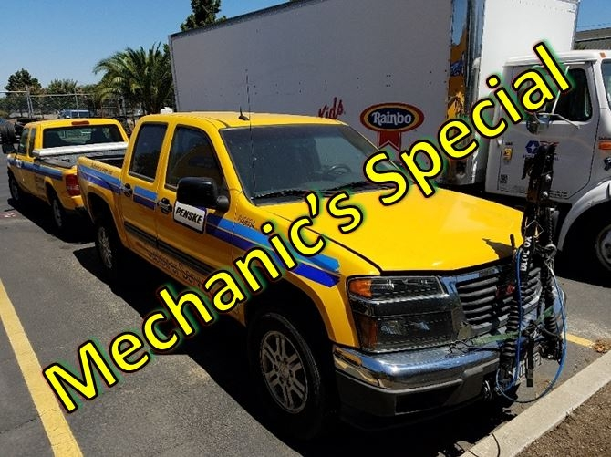 Pickup Truck-Light and Medium Duty Trucks-GMC-2012-CANYON 4-SACRAMENTO-CA-184,973 miles-$3,000