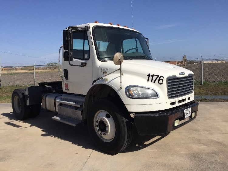 Day Cab Tractor-Heavy Duty Tractors-Freightliner-2012-M2-CORPUS CHRISTI-TX-80,124 miles-$44,750