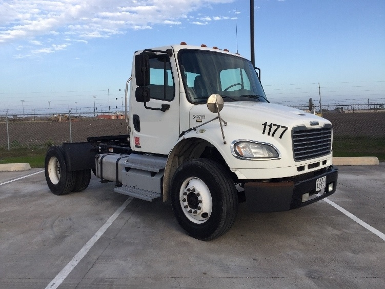 Day Cab Tractor-Heavy Duty Tractors-Freightliner-2012-M2-CORPUS CHRISTI-TX-78,769 miles-$44,750