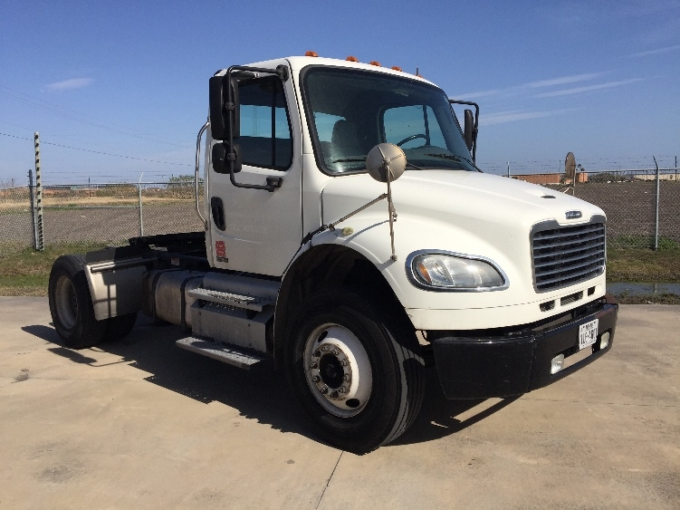 Day Cab Tractor-Heavy Duty Tractors-Freightliner-2012-M2-CORPUS CHRISTI-TX-113,592 miles-$42,750