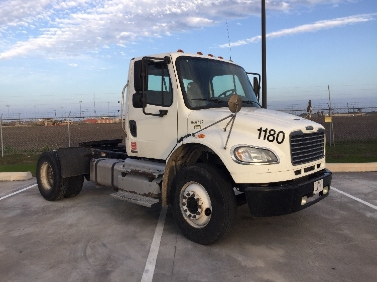 Day Cab Tractor-Heavy Duty Tractors-Freightliner-2012-M2-CORPUS CHRISTI-TX-116,123 miles-$42,500
