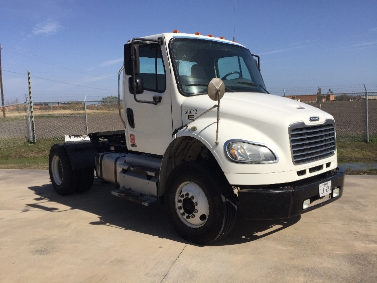 Day Cab Tractor-Heavy Duty Tractors-Freightliner-2012-M2-CORPUS CHRISTI-TX-154,000 miles-$40,250
