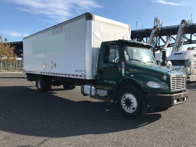 Medium Duty Box Truck-Light and Medium Duty Trucks-Freightliner-2013-M2-SOUTH KEARNY-NJ-269,458 miles-$21,250