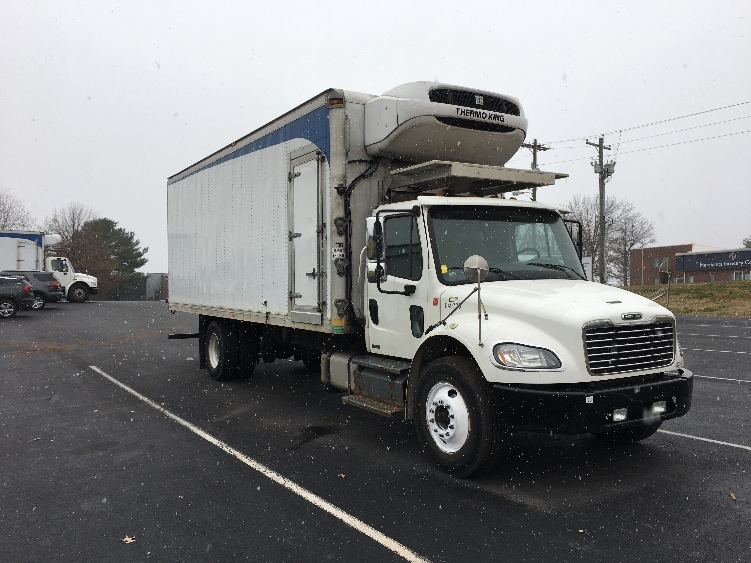 Reefer Truck-Light and Medium Duty Trucks-Freightliner-2012-M2-FREDERICKSBURG-VA-258,987 miles-$25,500
