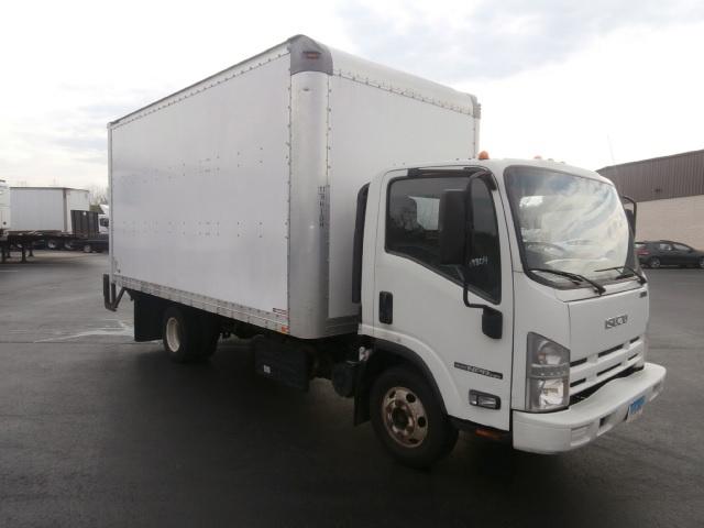Medium Duty Box Truck-Light and Medium Duty Trucks-Isuzu-2012-NPR-CHICOPEE-MA-121,069 miles-$21,500