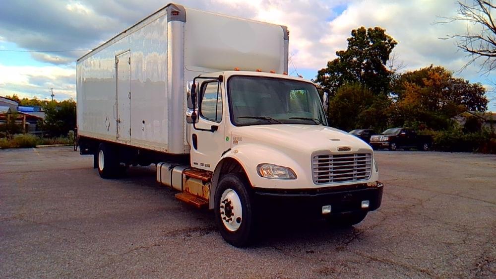 Medium Duty Box Truck-Light and Medium Duty Trucks-Freightliner-2012-M2-FORT WAYNE-IN-381,683 miles-$25,000