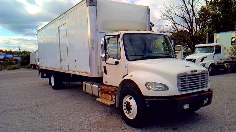 Medium Duty Box Truck-Light and Medium Duty Trucks-Freightliner-2012-M2-FORT WAYNE-IN-444,316 miles-$27,500