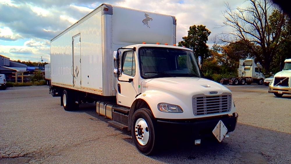 Medium Duty Box Truck-Light and Medium Duty Trucks-Freightliner-2012-M2-FORT WAYNE-IN-443,530 miles-$28,000