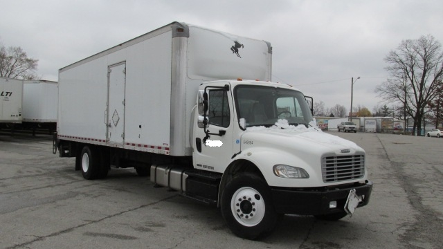 Medium Duty Box Truck-Light and Medium Duty Trucks-Freightliner-2012-M2-FORT WAYNE-IN-444,662 miles-$27,500
