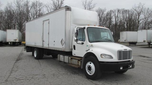 Medium Duty Box Truck-Light and Medium Duty Trucks-Freightliner-2012-M2-FORT WAYNE-IN-388,350 miles-$25,000