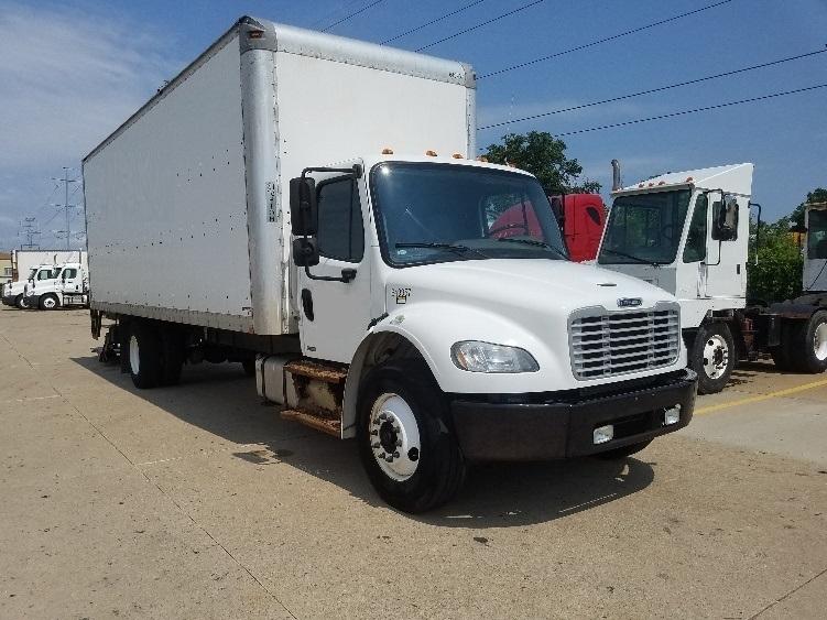 Medium Duty Box Truck-Light and Medium Duty Trucks-Freightliner-2012-M2-ALLEN PARK-MI-229,606 miles-$33,000