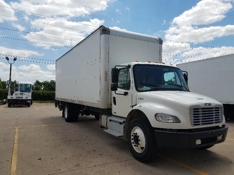 Medium Duty Box Truck-Light and Medium Duty Trucks-Freightliner-2012-M2-ALLEN PARK-MI-215,698 miles-$34,250
