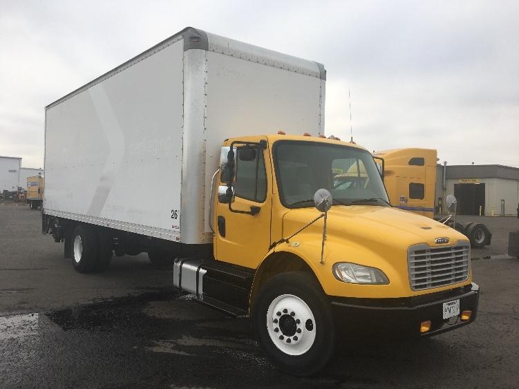 Medium Duty Box Truck-Light and Medium Duty Trucks-Freightliner-2013-M2-SPARKS-NV-128,458 miles-$38,000