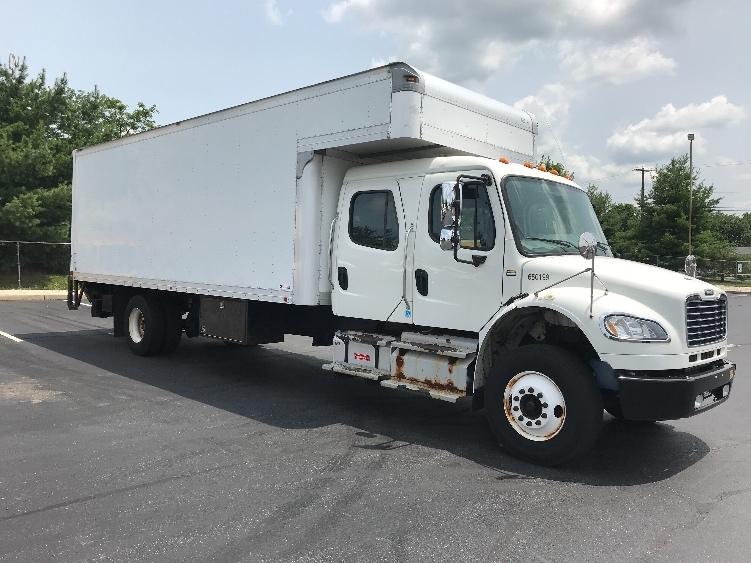 Medium Duty Box Truck-Light and Medium Duty Trucks-Freightliner-2013-M2-BETHLEHEM-PA-63,054 miles-$50,000