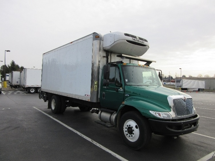Reefer Truck-Light and Medium Duty Trucks-International-2013-4300-LANCASTER-PA-230,662 miles-$28,250