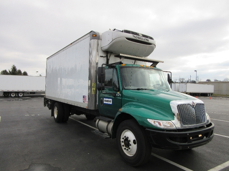 Reefer Truck-Light and Medium Duty Trucks-International-2013-4300-LANCASTER-PA-216,411 miles-$26,500