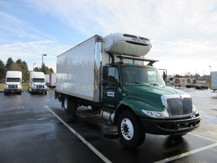 Reefer Truck-Light and Medium Duty Trucks-International-2013-4300-READING-PA-246,957 miles-$25,000