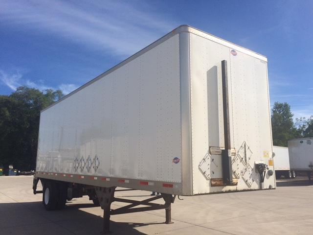 Dry Van Trailer-Semi Trailers-Utility-2013-Trailer-EAGAN-MN-231,660 miles-$18,750