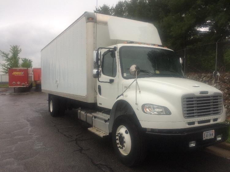 Medium Duty Box Truck-Light and Medium Duty Trucks-Freightliner-2012-M2-SALEM-VA-255,375 miles-$30,000