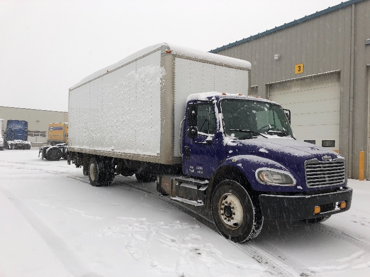 Medium Duty Box Truck-Light and Medium Duty Trucks-Freightliner-2013-M2-EDMONTON-AB-347,919 km-$39,250