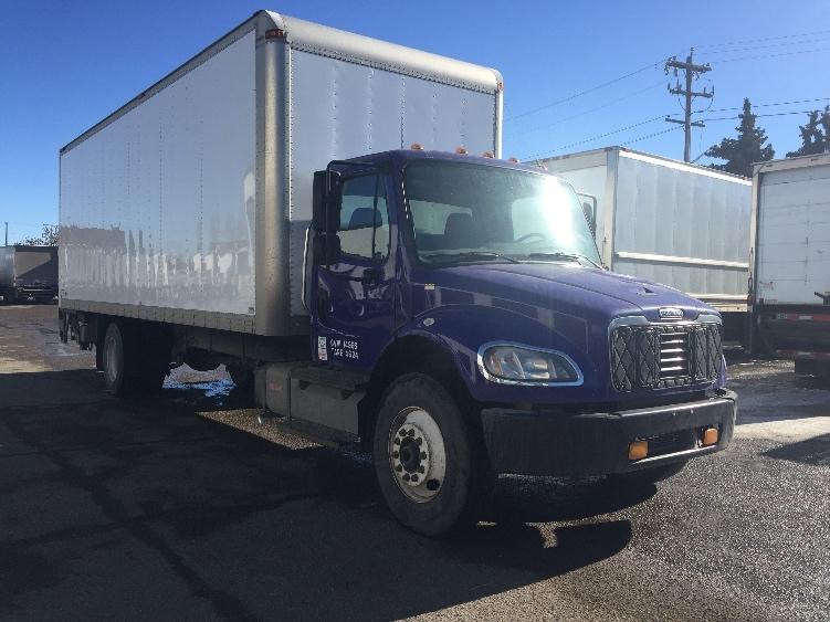Medium Duty Box Truck-Light and Medium Duty Trucks-Freightliner-2013-M2-EDMONTON-AB-412,667 km-$49,000