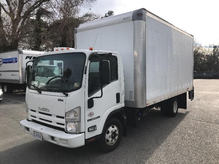 Medium Duty Box Truck-Light and Medium Duty Trucks-Isuzu-2012-NPR-NORFOLK-VA-108,096 miles-$26,250