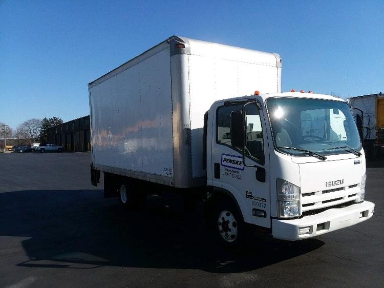 Medium Duty Box Truck-Light and Medium Duty Trucks-Isuzu-2012-NPR-BENSALEM-PA-103,474 miles-$24,750