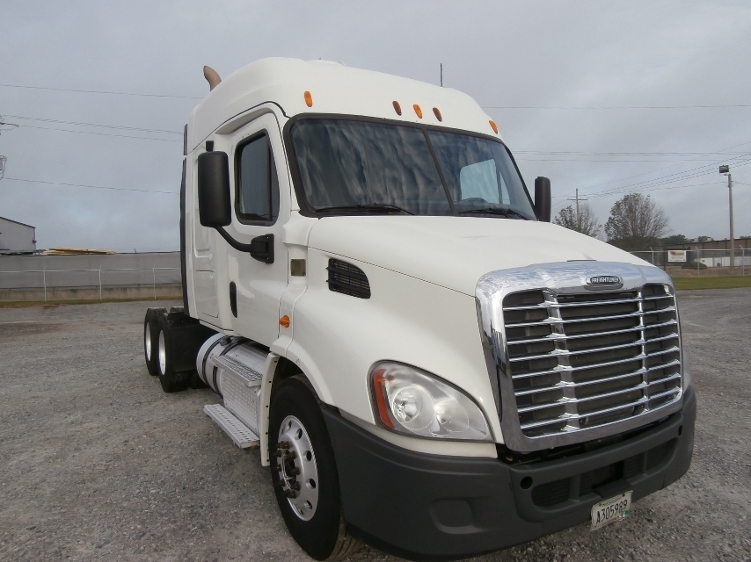 Sleeper Tractor-Heavy Duty Tractors-Freightliner-2013-Cascadia 11364ST-RICHLAND-MS-460,245 miles-$40,500