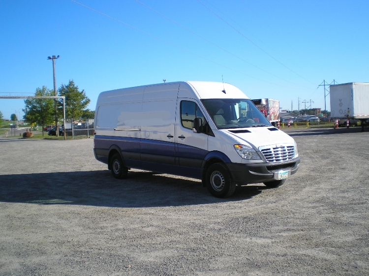 Cargo Van (Panel Van)-Light and Medium Duty Trucks-Freightliner-2012-Mercedes Sprinter-ST CLOUD-MN-191,435 miles-$18,250