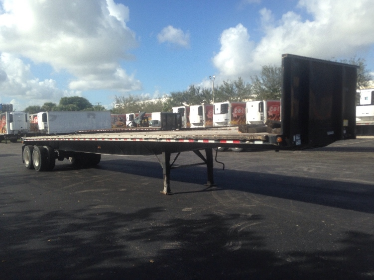 Flatbed Trailer-Semi Trailers-Great Dane-2013-Trailer-RIVIERA BEACH-FL-48,547 miles-$18,750