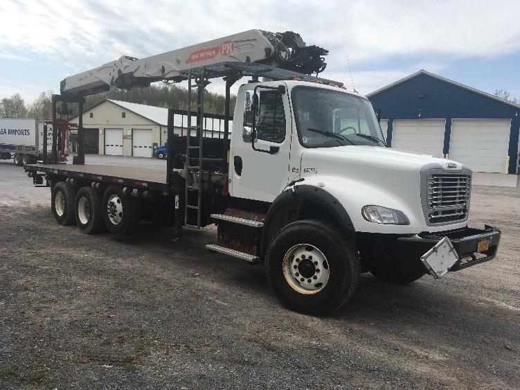 Medium Duty Box Truck-Light and Medium Duty Trucks-Freightliner-2013-M211284S-WHITESBORO-NY-65,300 miles-$119,000