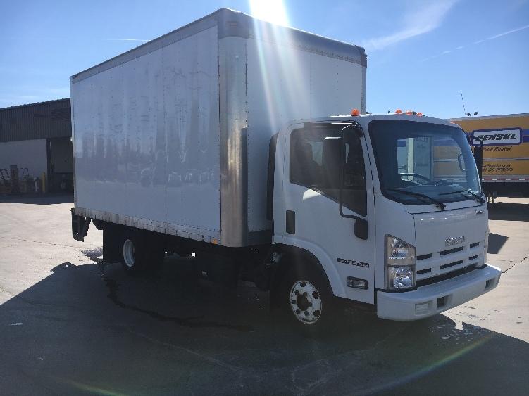 Medium Duty Box Truck-Light and Medium Duty Trucks-Isuzu-2012-NPR-PLYMOUTH-MI-65,900 miles-$27,000