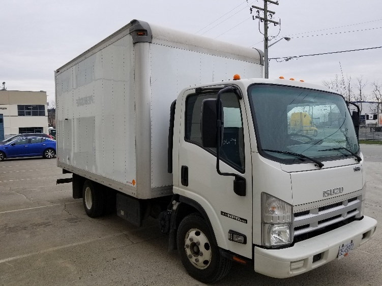 Medium Duty Box Truck-Light and Medium Duty Trucks-Isuzu-2012-NPR-ABBOTSFORD-BC-113,568 km-$32,500
