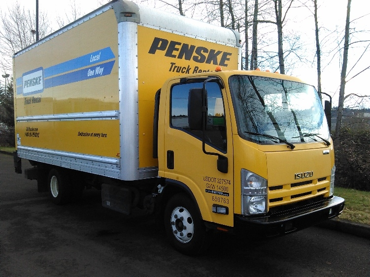 Medium Duty Box Truck-Light and Medium Duty Trucks-Isuzu-2013-NPR-CLACKAMAS-OR-92,906 miles-$30,750