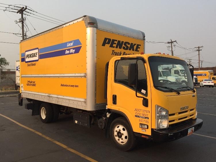 Medium Duty Box Truck-Light and Medium Duty Trucks-Isuzu-2013-NPR-WEST VALLEY CITY-UT-117,548 miles-$23,000