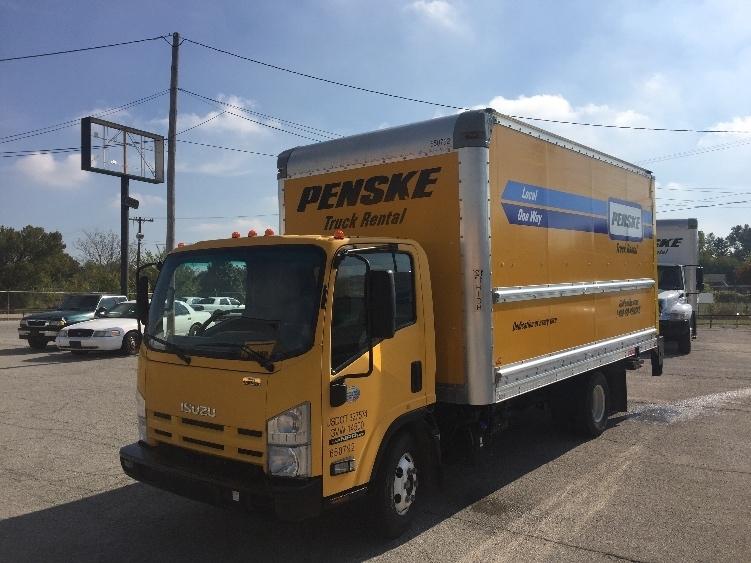 Medium Duty Box Truck-Light and Medium Duty Trucks-Isuzu-2013-NPR-TULSA-OK-126,536 miles-$25,500