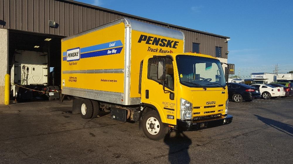 Medium Duty Box Truck-Light and Medium Duty Trucks-Isuzu-2013-NPR-LOUISVILLE-KY-105,639 miles-$24,500