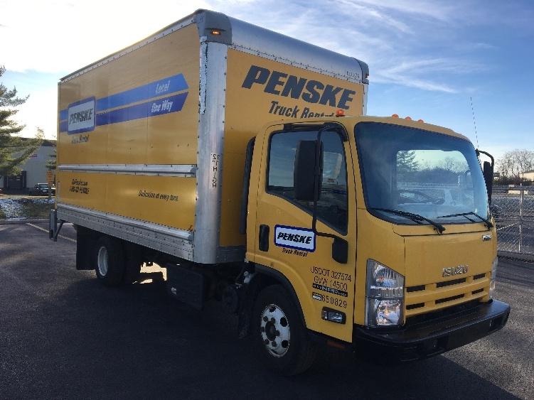 Medium Duty Box Truck-Light and Medium Duty Trucks-Isuzu-2013-NPR-CHATTANOOGA-TN-144,365 miles-$25,500
