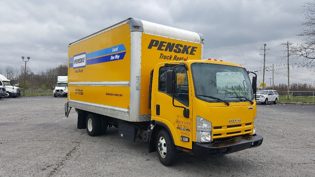 Medium Duty Box Truck-Light and Medium Duty Trucks-Isuzu-2013-NPR-LEXINGTON-KY-112,646 miles-$22,000