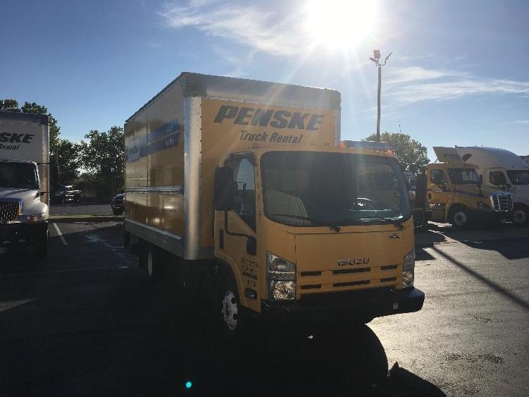 Medium Duty Box Truck-Light and Medium Duty Trucks-Isuzu-2013-NPR-WICHITA-KS-98,722 miles-$24,500