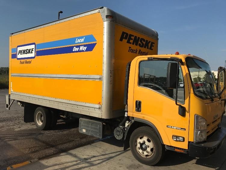 Medium Duty Box Truck-Light and Medium Duty Trucks-Isuzu-2013-NPR-KANSAS CITY-MO-118,684 miles-$24,000