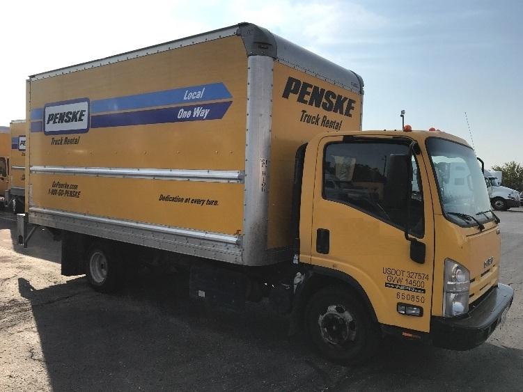 Medium Duty Box Truck-Light and Medium Duty Trucks-Isuzu-2013-NPR-KANSAS CITY-MO-127,301 miles-$21,250