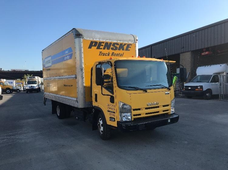 Medium Duty Box Truck-Light and Medium Duty Trucks-Isuzu-2013-NPR-NORTH BERGEN-NJ-110,371 miles-$23,500
