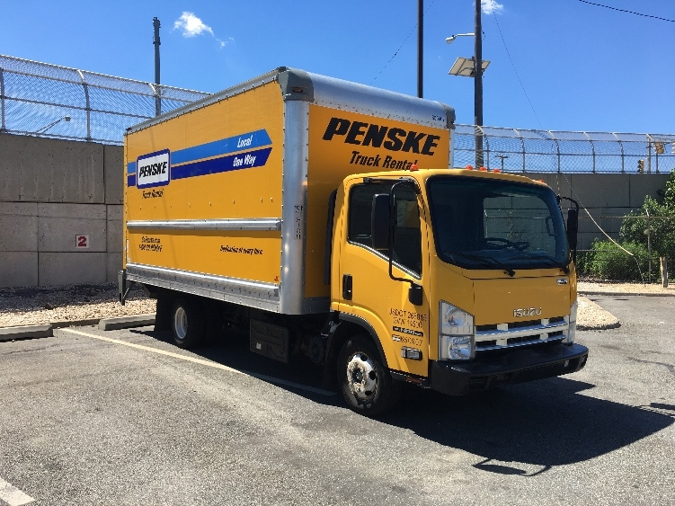 Medium Duty Box Truck-Light and Medium Duty Trucks-Isuzu-2013-NPR-PARSIPPANY-NJ-115,174 miles-$20,000