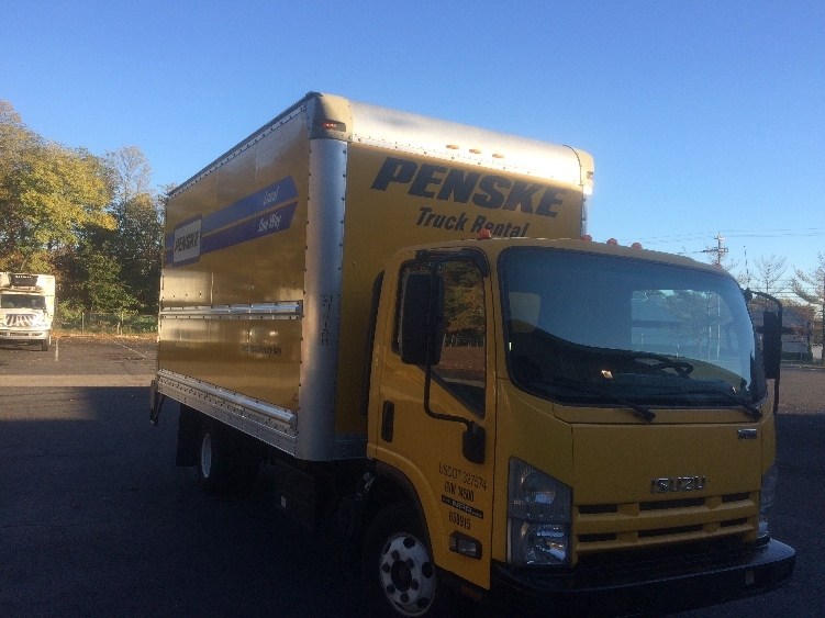 Medium Duty Box Truck-Light and Medium Duty Trucks-Isuzu-2013-NPR-SOUTH PLAINFIELD-NJ-101,730 miles-$24,750