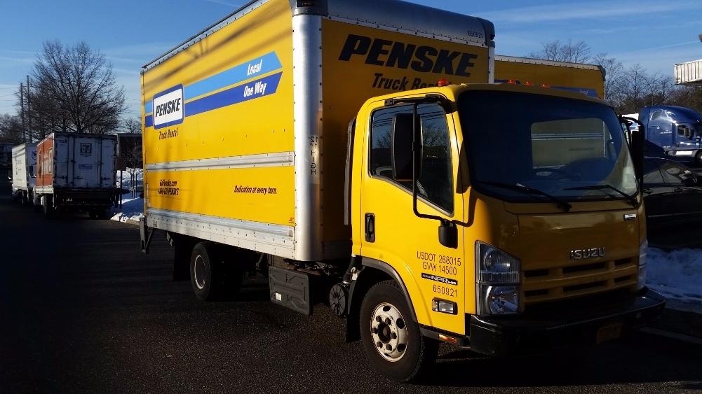 Medium Duty Box Truck-Light and Medium Duty Trucks-Isuzu-2013-NPR-WEST BABYLON-NY-114,573 miles-$19,250
