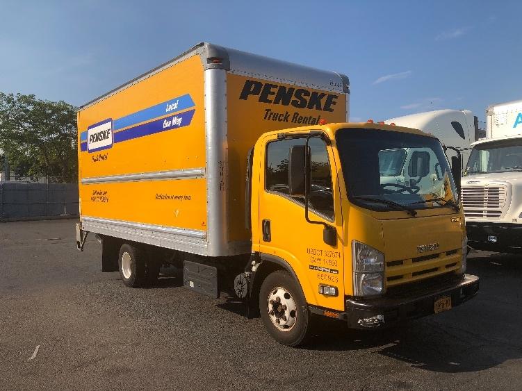Medium Duty Box Truck-Light and Medium Duty Trucks-Isuzu-2013-NPR-WEST BABYLON-NY-109,260 miles-$29,000